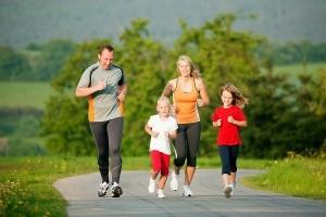 jogging_family